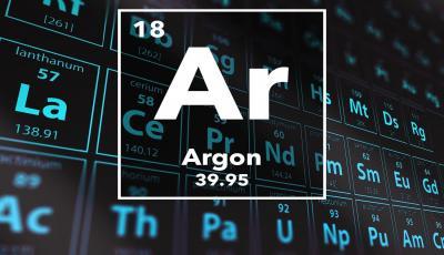 کاربرد گاز آرگون در صنعت