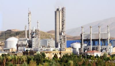 صنایع پتروشیمی تبریز تولید کننده نیتروژن مایع (ازت مایع)