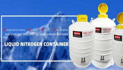 خطرات نیتروژن مایع