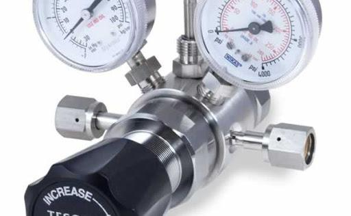 انواع رگولاتور فشار گاز