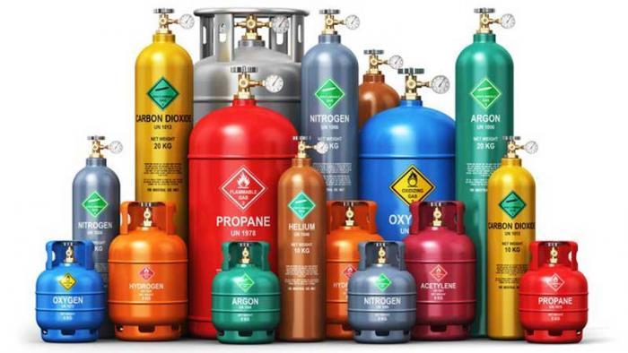 گازهای ترکیبی
