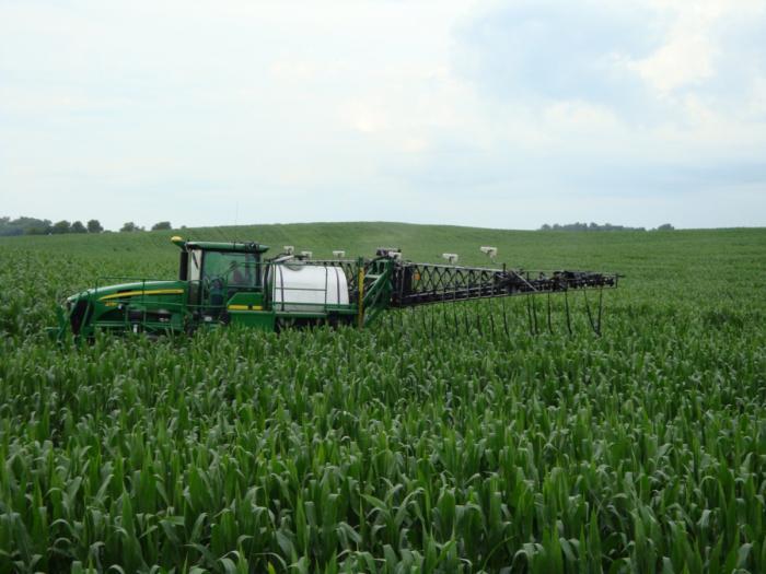 کودهای شیمیایی ازته در کشاورزی